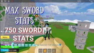 Roblox - Épée n'est pas l'épée de Nâng max 'i'm Pièce blox.