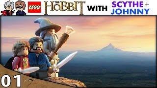 Prologue! | LEGO THE HOBBIT | #01 [Multiplayer Walkthrough]