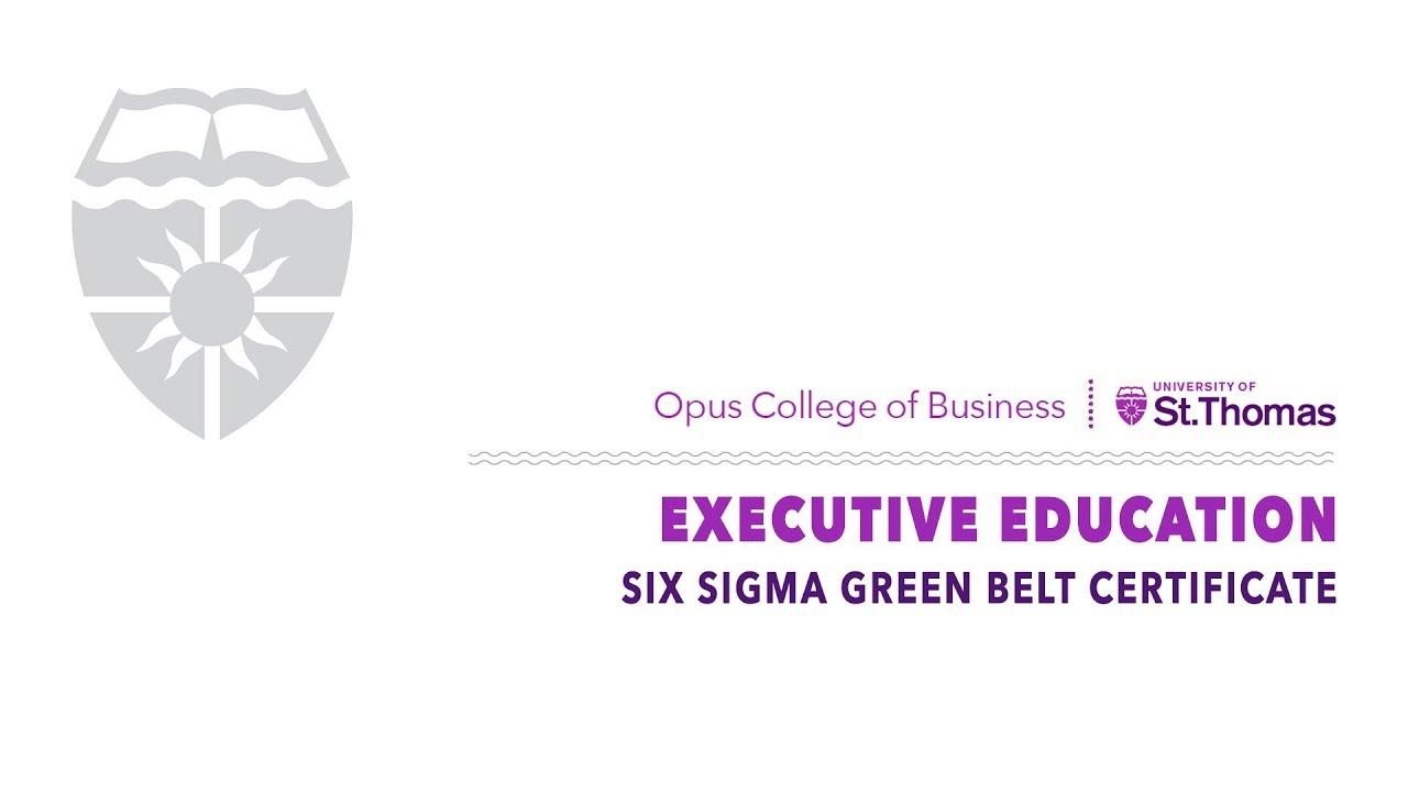 Six sigma green belt certificate v11 youtube six sigma green belt certificate v11 xflitez Image collections