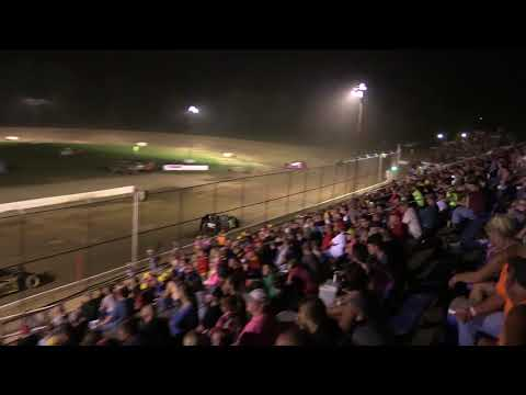 Muskingum County Speedway Sport Mod Feature 8-4-18