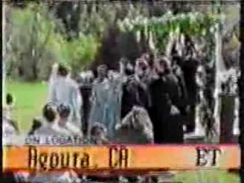 DQMW wedding featured on ET and Extra  [1.32/33/34]