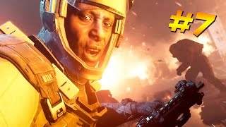 Call Of Duty Infinite Warfare #7 Campaña Mision 7 | Gameplay en Español | PC 1080p