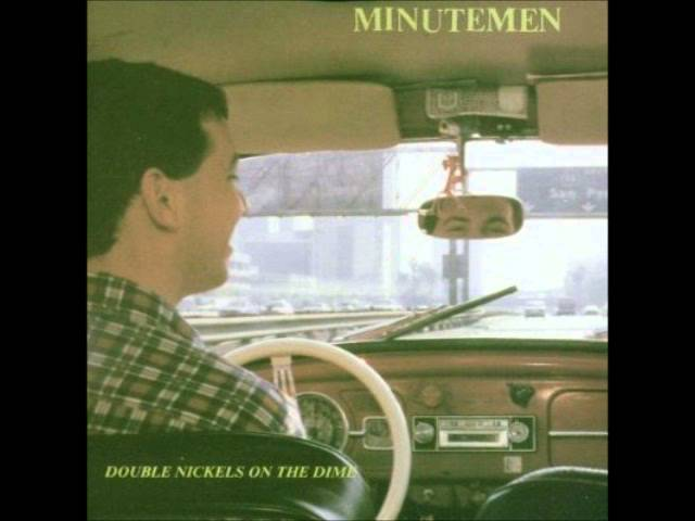 4.  Minutemen – Political Song For Michael Jackson To Sing