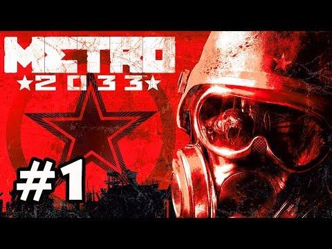 METRO 2033 #1: Best game HÀNH ĐỘNG CỐT TRUYỆN mọi thời đại !!!