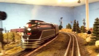 MTH - Golden Gate Depot 1938 Broadway Limited Pennsylvania PRR