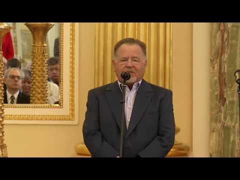 В.И. Щербаков на Церемонии награждения победителей конкурса Менеджер года 2017