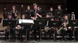 TCHS Jazz Band- Work In Progress
