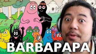 Barbapapa English Review - Jay Ban