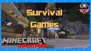Video Minecraft Malaysia : Main Tipu Ade Ah!! || Survival Games w/ Buddies || Semue Kalah!! download MP3, 3GP, MP4, WEBM, AVI, FLV Oktober 2018