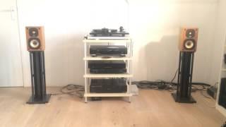 Nice sound with the super Monitor Audio Studio 2SE's/  Sir Willard White - Witness Linn Records