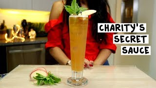 Charity's Secret Sauce