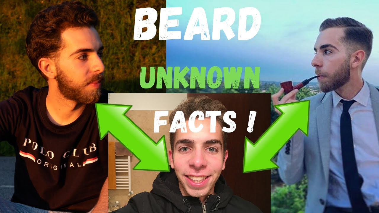 Why you SHOULD have a Beard! - YouTube