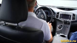 Toyota Venza (Тойота Венза) -  видеообзор