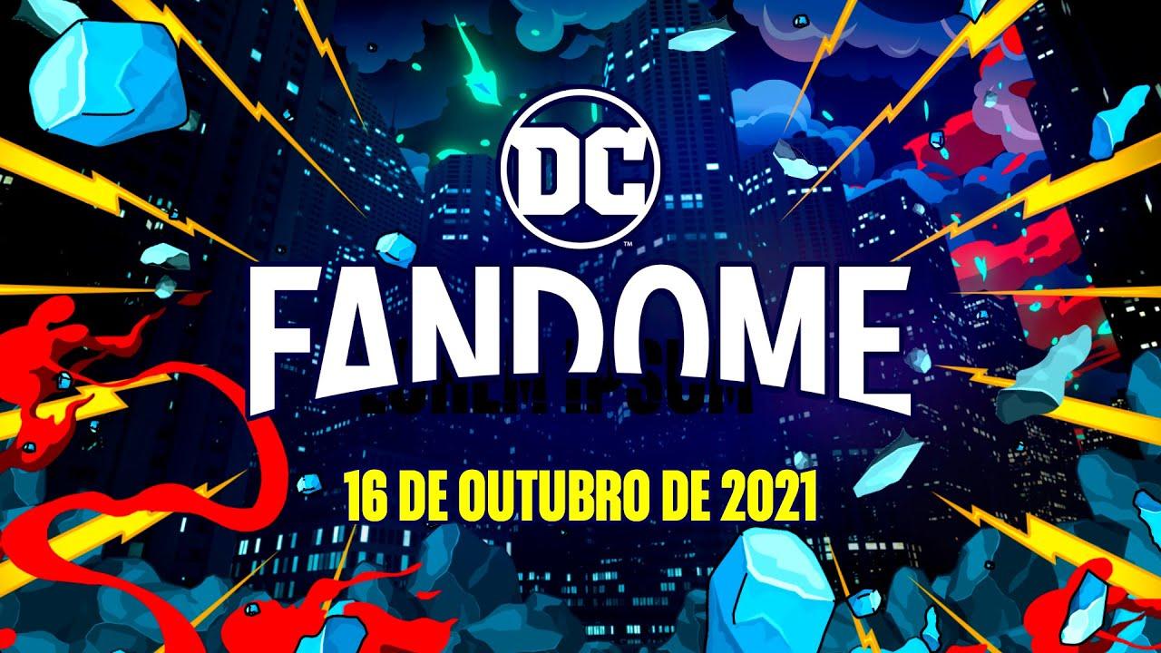 Download DC FanDome 2021   HBO Max