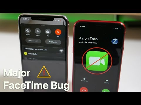 FaceTime Has A Major Problem - New Update Coming Soon - YouTube