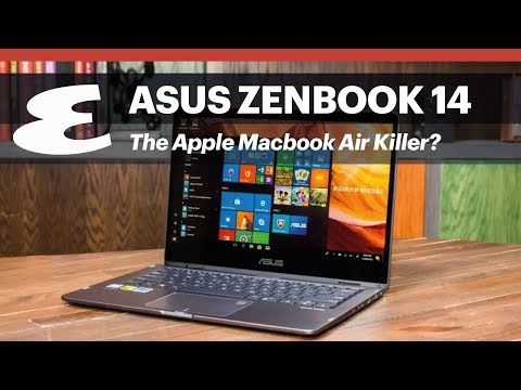 Asus Zenbook 14 review