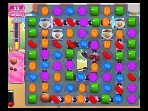Candy Crush Saga Level 1360