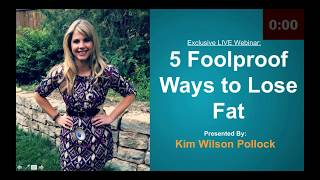 5 Foolproof Ways to Lose Fat
