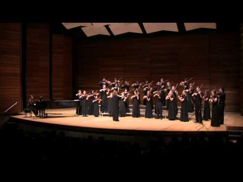 Siskiyou Violins performing Shostakovich's Praeludium - SOU Recital Hall 2/8/14