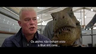 Jurassic World: Reino Ameaçado - Os Efeitos Práticos