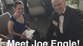 Joe Engle Flew a Rocket Plane into Space