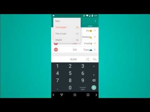 expense lister trip grocery apps on google play