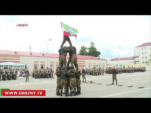 249 отдельный специальный моторизованный батальон Росгвардии отмечает свое 10-летие