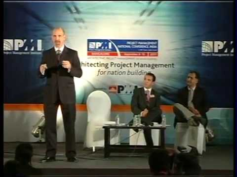 2011 | Project Management National Conference | Keynote Panel - Exec Connect | PMI India