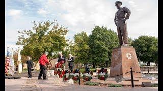 Kansas salutes Eisenhower
