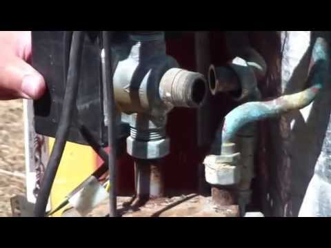 Reparar caldera de gasoil sustitucion valvula de tres for Bomba calefaccion gasoil