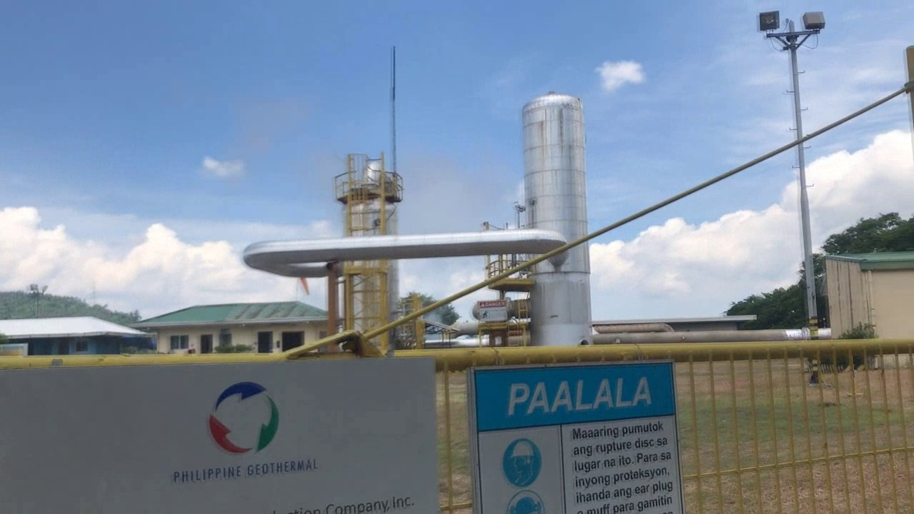 Makban Geothermal Power Plant PHY12 Project