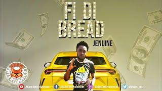Jenuine - Fi Di Bread [Audio Visualizer]
