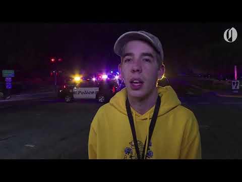Witness describes scene of California bar shooting