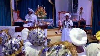 Funmi Aragbaye AND Bisi Alawiye @ Love Of Christ Generation Church C&S - Part 1
