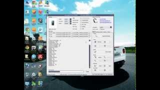 How to flash samsung C3322 with z3x