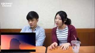 Koreans React to Malaysian Pop MV