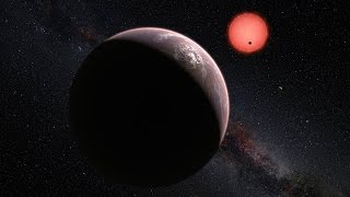 TRAPPIST-1 has three Earth-like planets (4k)
