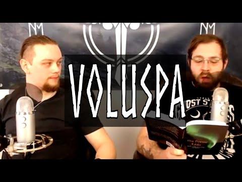 Northern Myths Podcast 1 - Voluspa Part 1