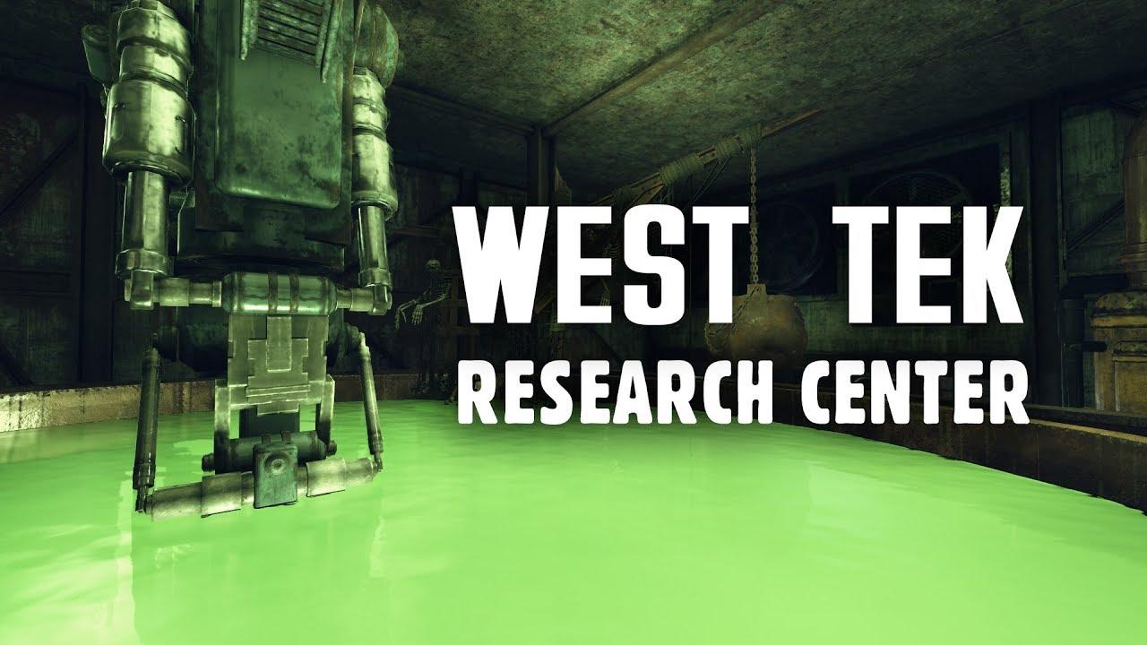 west tek fallout 4