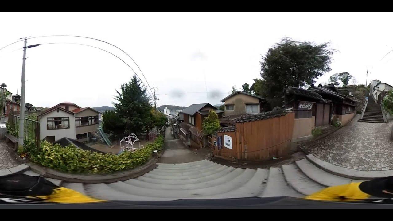 VR 尾道 (千光寺) Apr 3rd, 2016