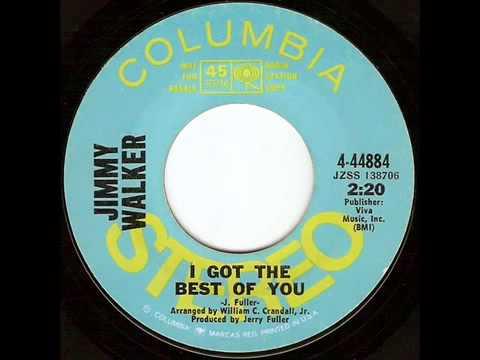 Jimmy Walker - I Got The Best Of You