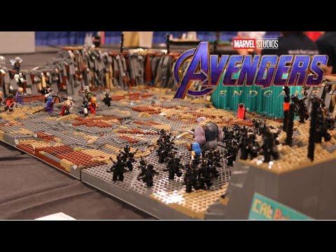 Lego Avengers Endgame Final Battle MOC - CSWLUG ...