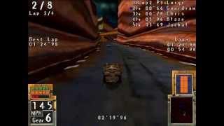 POD: Planet of Death (Ubi Soft) (Windows) [1997]