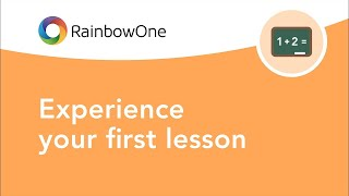 RainbowOne | Experience your first lesson