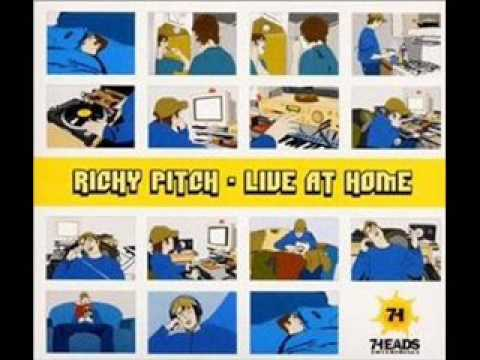 richy pitch - the time is right (feat asheru)