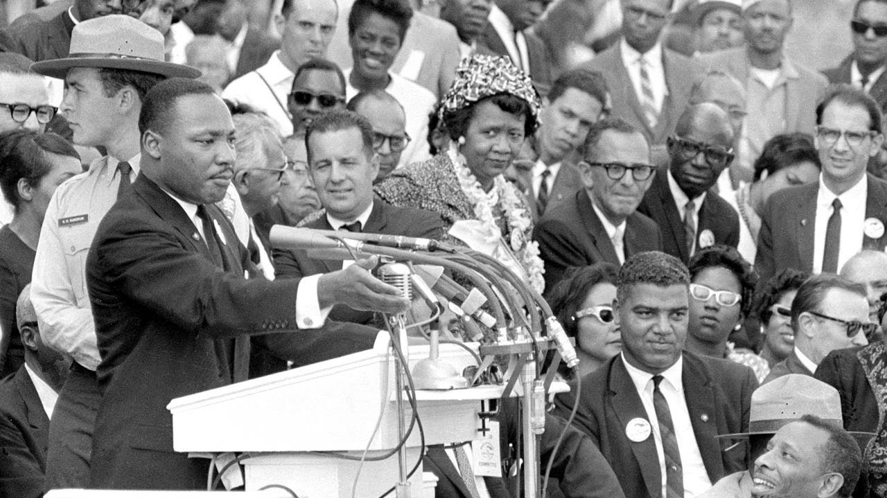 Image result for Mahalia jackson and MLK
