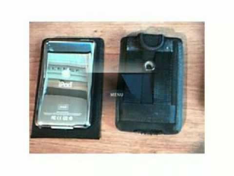 Apple 30 GB iPod AAC/MP3 Video Player Black (5.5 Generation)
