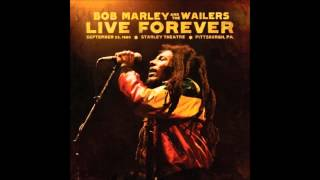 Bob Marley & The Wailers -  Running Away - Crazy Baldhead - Live Forever 2011