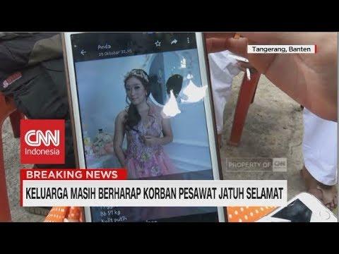Lambaian Tangan Terakhir Fiona saat Berangkat Menuju Bandara | Korban Lion Air JT-610 Mp3