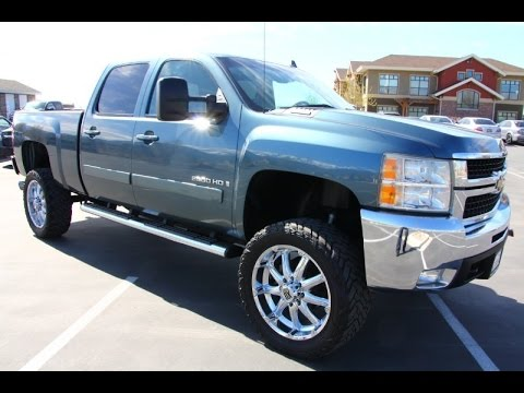 2008 chevy silverado 2500hd 4x4 ltz duramax diesel bds. Black Bedroom Furniture Sets. Home Design Ideas
